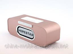 Hopestar H29 портативная колонка, мощная беспроводная колонка, золото, фото 3