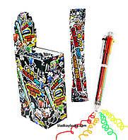 Ручка 6 Цветов Стреляющий сахар 24 шт (Китай)