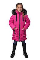 Теплая куртка на девочку Kelly, фото 1