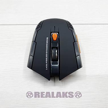 Мышка оптическая беспроводная USB FANTECH W4 RAIGOR FTM-W529 (Black), фото 3