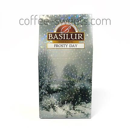 Чай черный Basilur Подарочная коллекция Frosty day (Морозный день) 100гр, фото 2