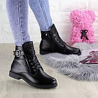 Женские ботинки Jamie черные 1086, фото 1