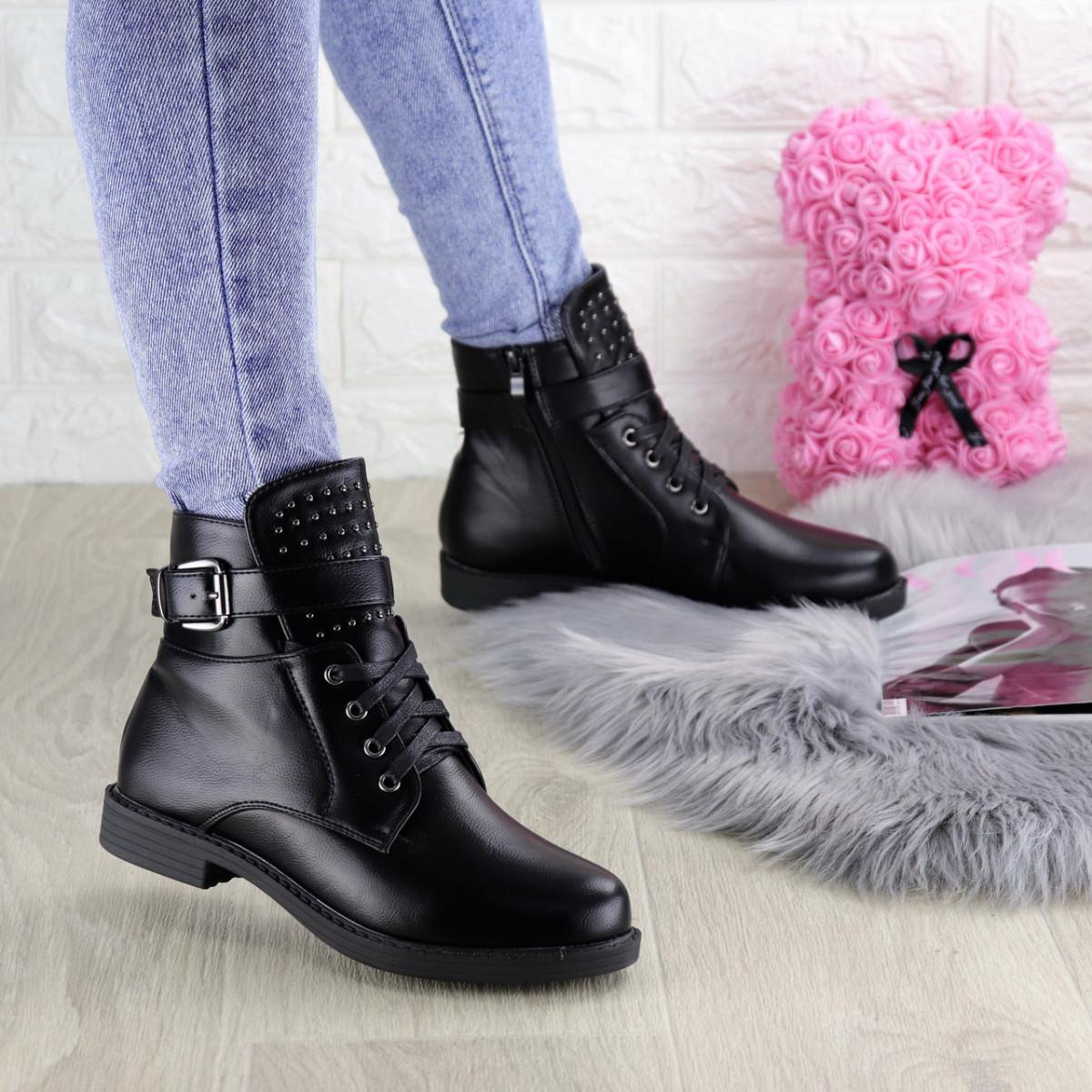 Женские ботинки Jamie черные 1086