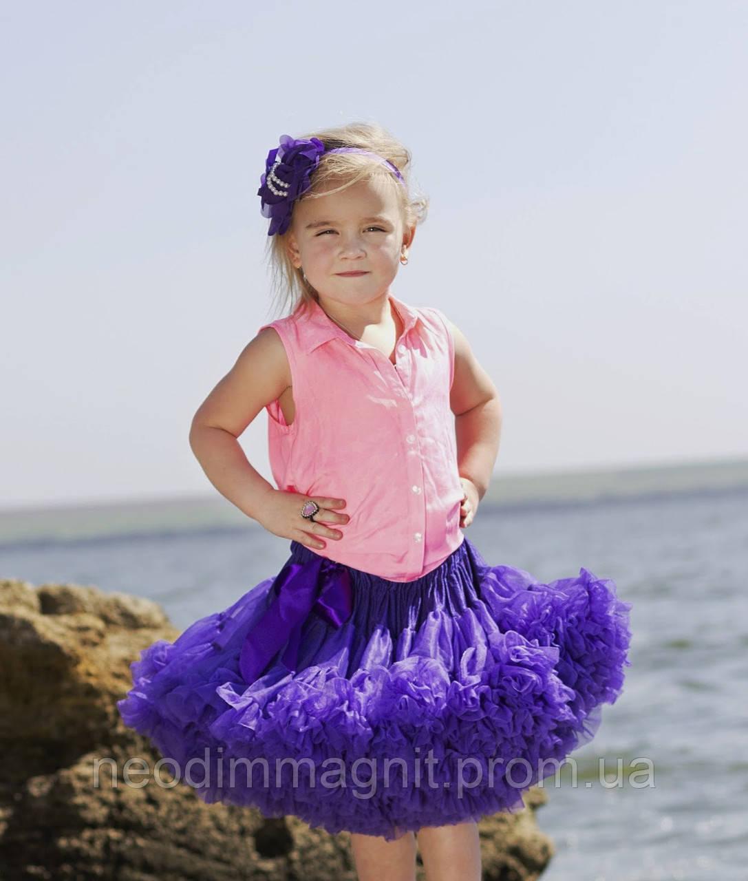 6dc5f340b82 Юбка пачка фиолетовая - Моя доня в Одессе
