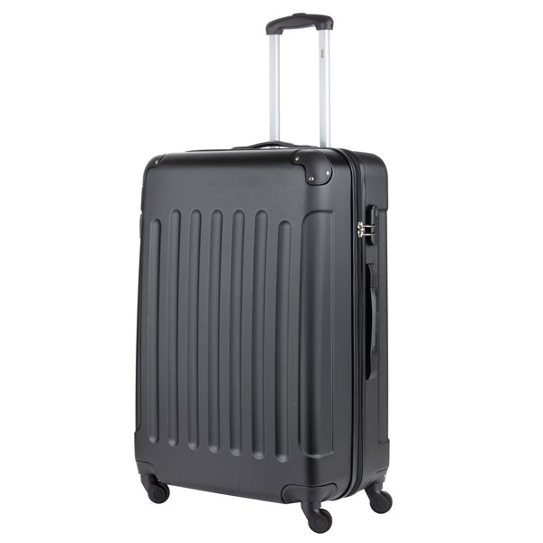 Чемодан TravelZ Light (L) Black