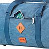 Сумка дорожная TravelZ Hipster 36 Jeans Blue, фото 3