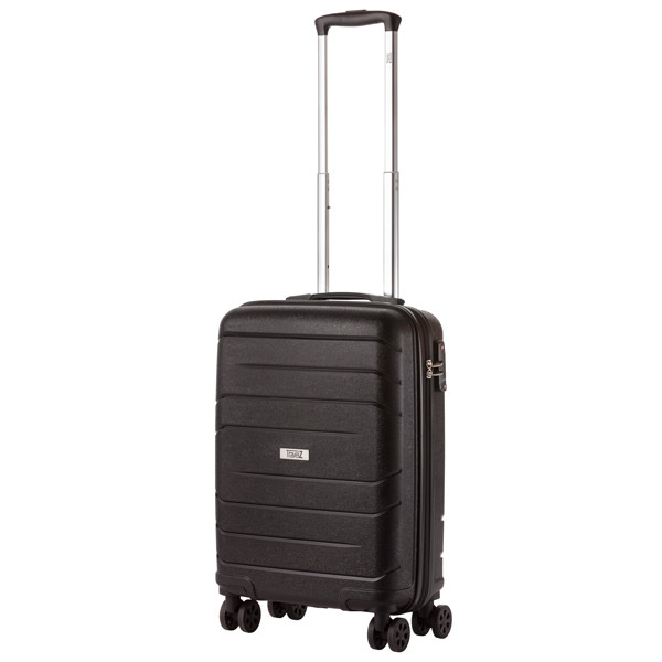 Чемодан TravelZ Big Bars (S) Black