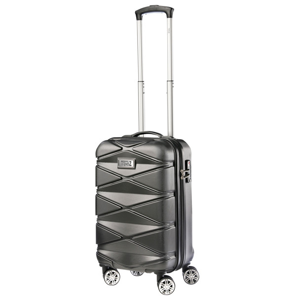 Чемодан TravelZ Diamond (S) Anthracite