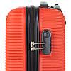 Чемодан TravelZ Horizon (S) Fiesta Orange, фото 4