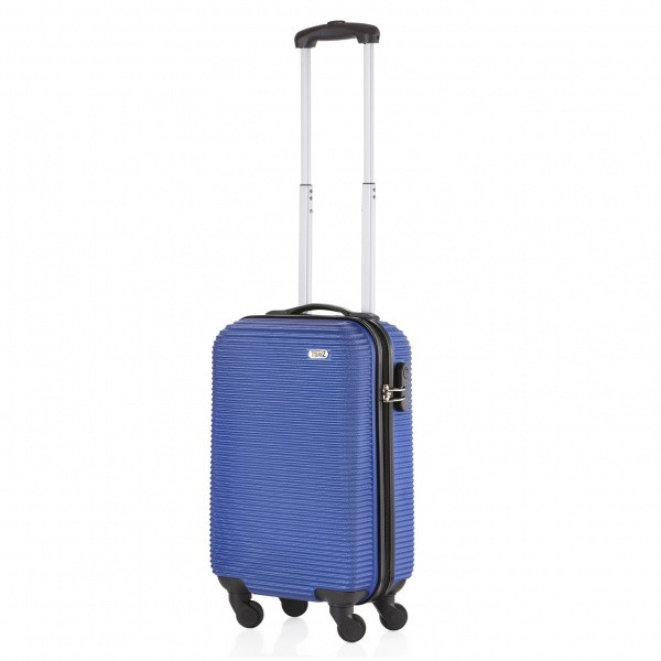 Чемодан TravelZ Horizon (S) Blue