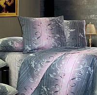 Постельное белье двуспальный размер Жаккард наволочки 70/70 ТМ Блакіт