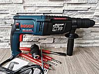 Перфоратор Bosch GBH 2-26 DFR (2 патрона · 3 режима · 800 Вт)