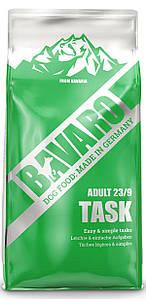 Сухой корм BAVARO adult 23/9 Task полноценный корм для взрослых собак 18кг
