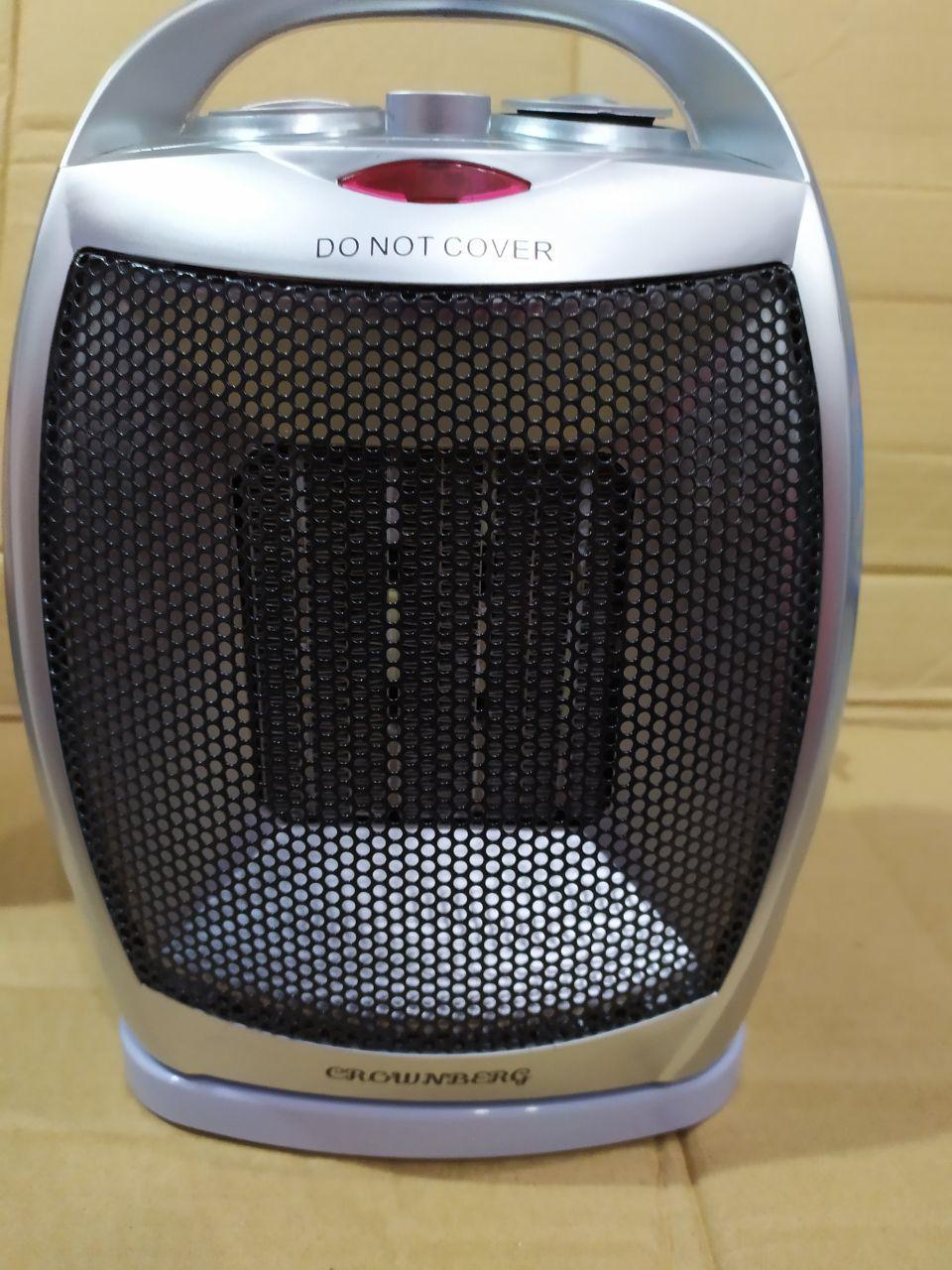 Тепловентилятор с керамическим нагревательным элементом Crownberg cb 430