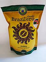 Растворимый кофе Brazil'ero Classic 100% Arabica Карамель 500 гр