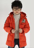 Куртка детская для мальчика демисезонная 104,   128, фото 1