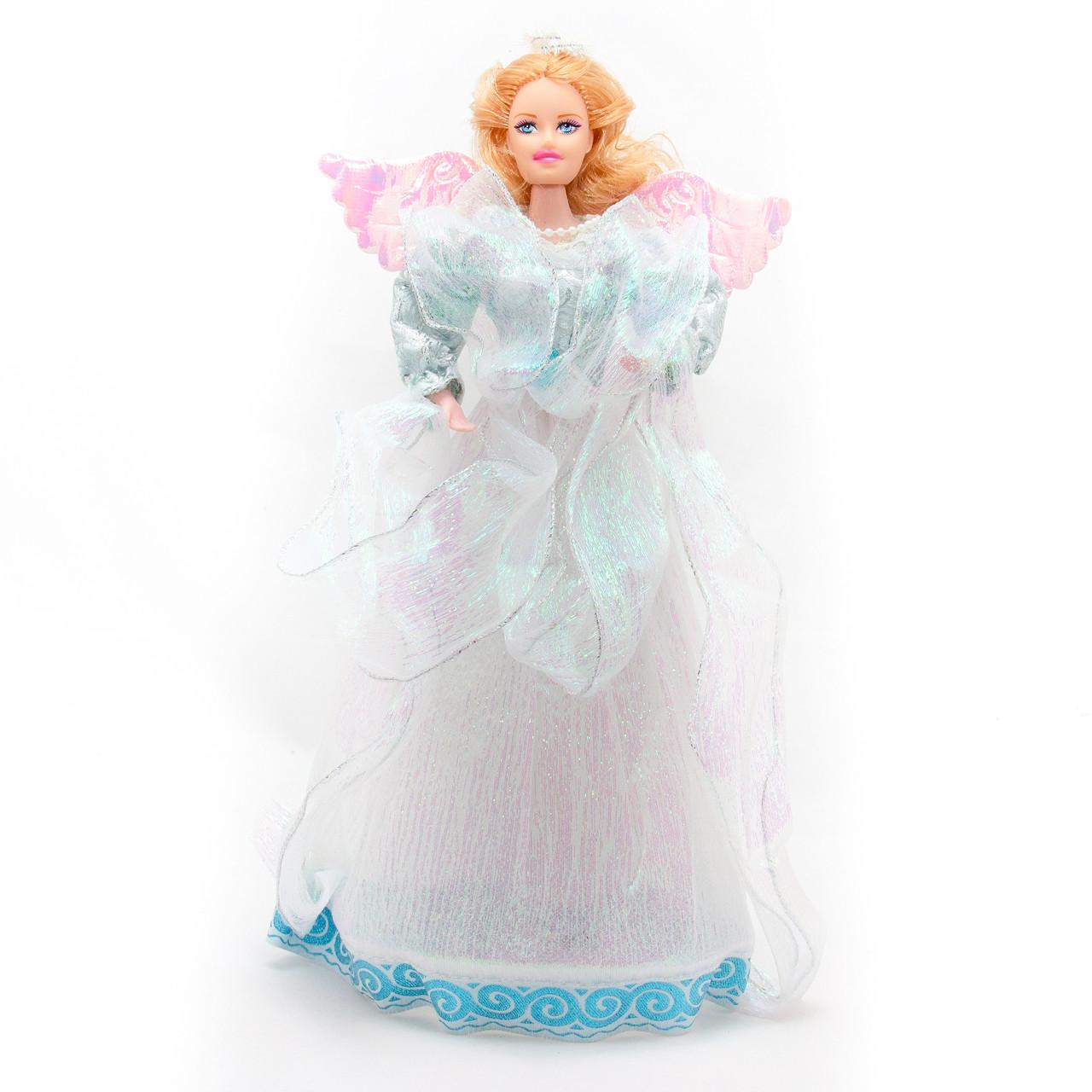 Новогодний сувенир - Ангел 33 см, белый (180493-5)