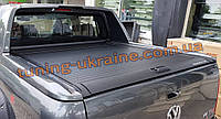 Ролета со спойлером на Volkswagen Amarok 2010+ Ролет Маунтин топ со спойлером вайлд трек Фольксваген Амарок