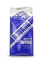 Сухой корм BAVARO adult 26/12 Work полноценный корм для взрослых собак 18кг