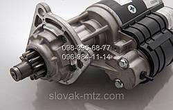 Стартер редукторный 12В 2,8Квт Slovak Усилений CLAAS, MERCEDES BENZ Двигатель; ОМ314-364