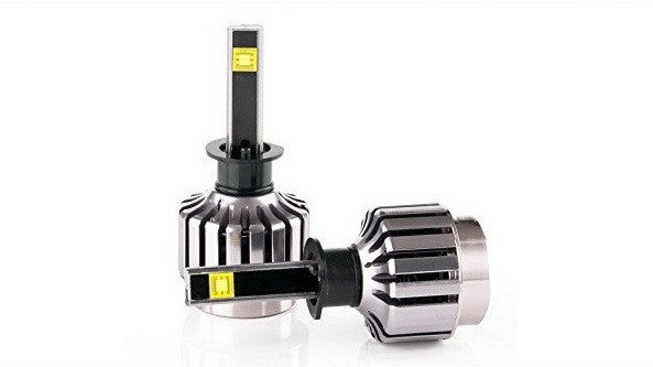 Светодиодные LED лампы в фары H7
