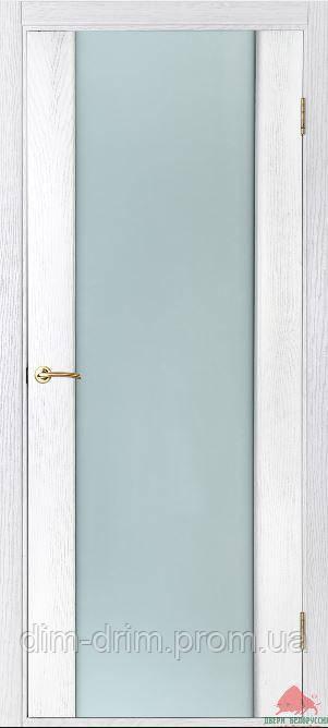 Двері Білорусії Соня білий ясінь 80