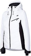 Женская лыжная куртка 4F XS 2020 white (H4Z19-KUDN005-10S)