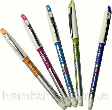 Ручки шариковые Flair Marathon син, фото 2