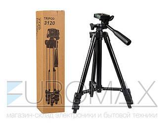 Штатив трипод для фото- и видеосъемки 40шт TF-3120