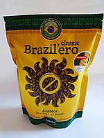 Растворимый кофе Brazil'ero Classic 100% Arabica Сгущенное молоко 500 гр