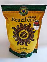 Растворимый кофе Brazil'ero Classic 100% Arabica Шоколад 500 гр