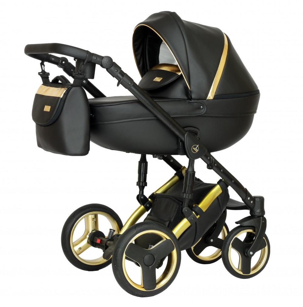 Коляска Verdi Mirage Lim Eco Premium Gold II 2в1