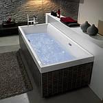 Квариловая ванна Villeroy & Boch Squaro 180x80 UBQ180SQR2V-01, фото 3