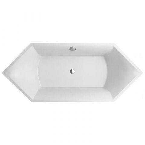 Квариловая ванна Villeroy & Boch Squaro 190x80 UBQ190SQR6V-01