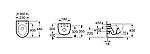 Унитаз Roca Meridian-N A34H248000 с крышкой soft-close, фото 4