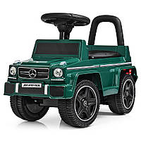 Толокар Mercedes (Bambi JQ663-10) Зеленый