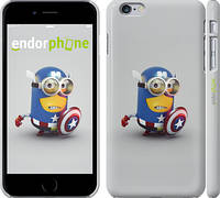 "Чехол на iPhone 6 Plus Миньоны 5 ""303c-48"""
