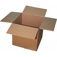 Картонная коробка Т-22 - 500 × 500 × 500 / объем 30 кг