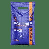 Комплексные водорастворимые удобрения PARTNER Партнер Стандарт 20.20.20+S+ME, 2.5 кг. Агрохимия для фермеров