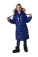 Зимняя куртка-пальто на девочку Pandora (9-14 лет)