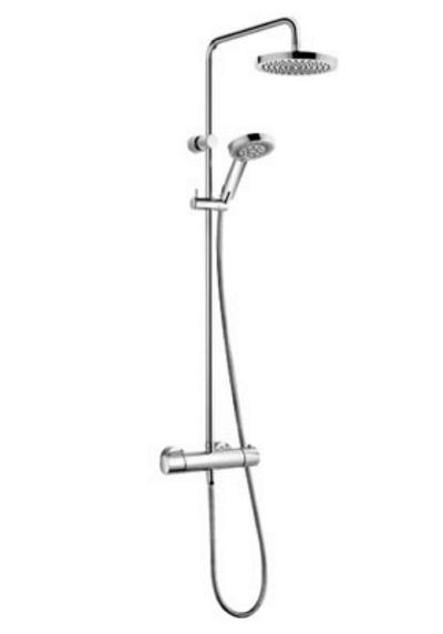 Душевая система Kludi Dual Shower System 6609505-00