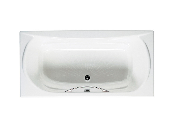 Ванна Roca Akira 170x85 A23257000R + ручка + подголовник