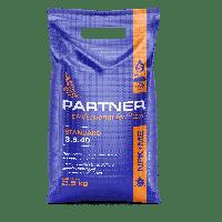Удобрения для овощей и фруктов, Комплексные водорастворимые Партнер Стандарт 3.9.40+S+ME, 2.5 кг, Partner