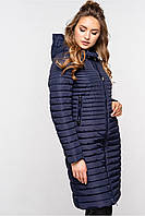 Элегантное женское пальто  Дженифер, р  42 - 58,  ТМ Nui Very, Украина