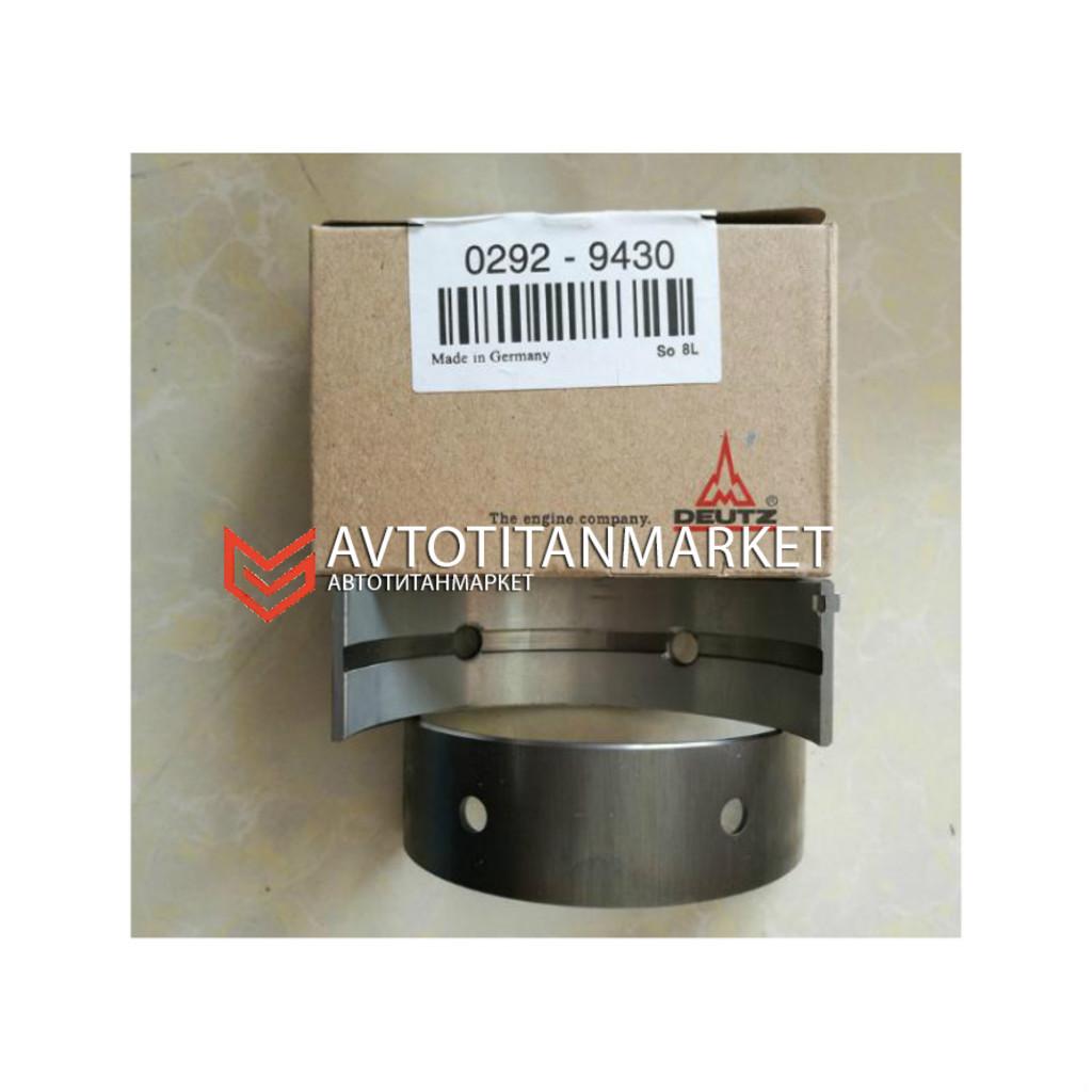 02929430 Вкладыш коренной NOM (85,00mm) комплект на двигатель Deutz BF6M1013