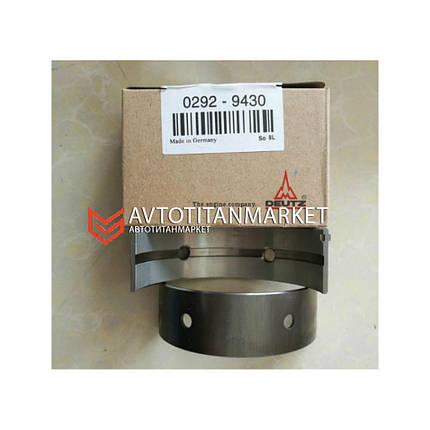 02929430 Вкладыш коренной NOM (85,00mm) комплект на двигатель Deutz BF6M1013, фото 2