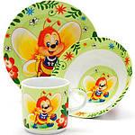Набори посуду для дітей