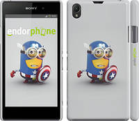 "Чехол на Sony Xperia Z1 C6902 Миньоны 5 ""303c-38"""