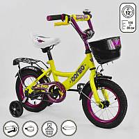 """Велосипед 12"""" дюймов 2-х колёсный G-12310 """"CORSO"""""""