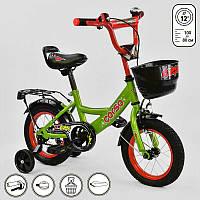 """Велосипед 12"""" дюймов 2-х колёсный G-12517 """"CORSO"""""""
